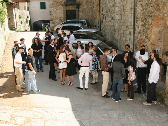 Il matrimonio di Simone e Valentina a Montemurlo, Prato 7
