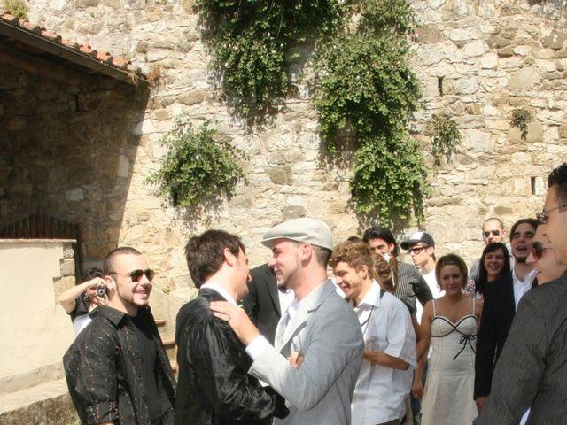 Il matrimonio di Simone e Valentina a Montemurlo, Prato 11