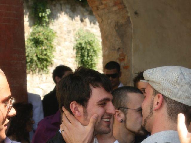 Il matrimonio di Simone e Valentina a Montemurlo, Prato 14