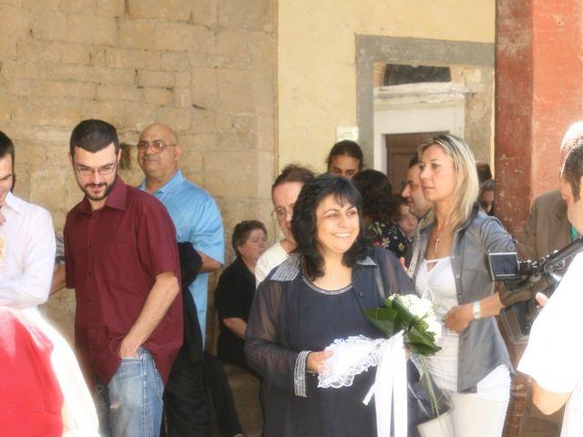 Il matrimonio di Simone e Valentina a Montemurlo, Prato 17