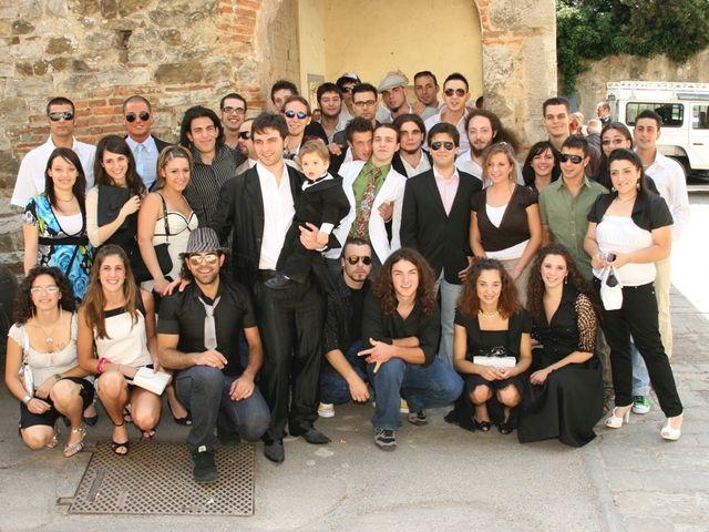 Il matrimonio di Simone e Valentina a Montemurlo, Prato 22