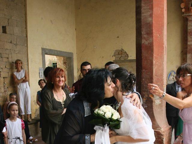 Il matrimonio di Simone e Valentina a Montemurlo, Prato 34