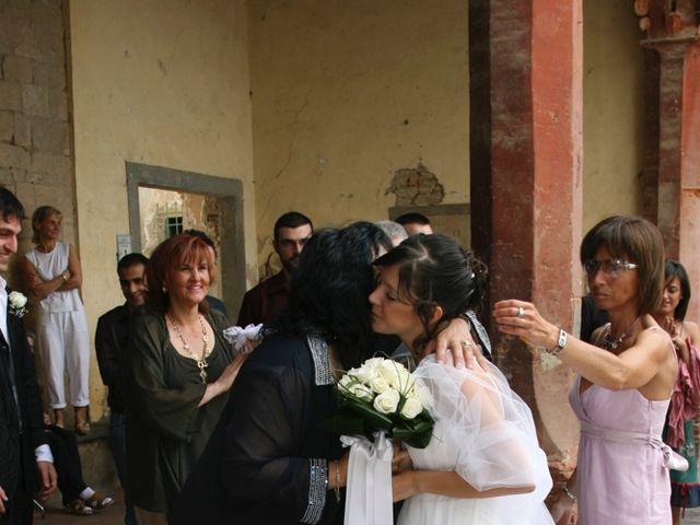 Il matrimonio di Simone e Valentina a Montemurlo, Prato 35