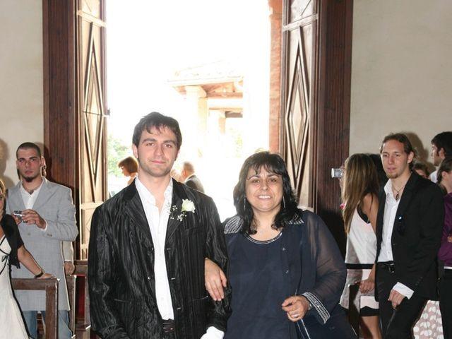 Il matrimonio di Simone e Valentina a Montemurlo, Prato 39