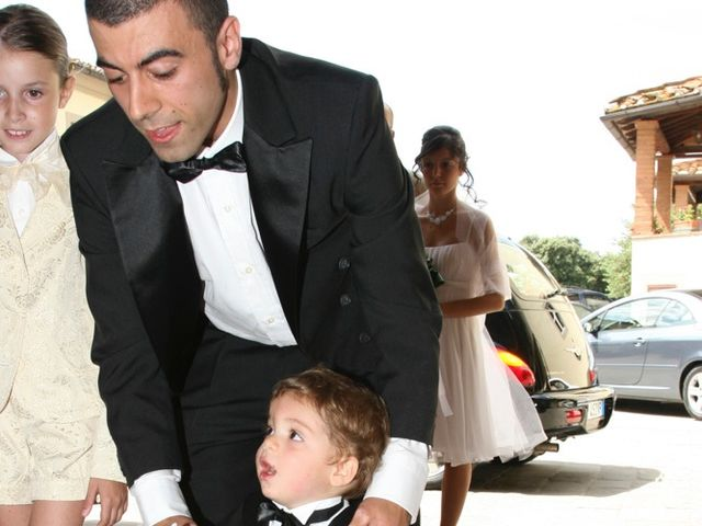 Il matrimonio di Simone e Valentina a Montemurlo, Prato 44