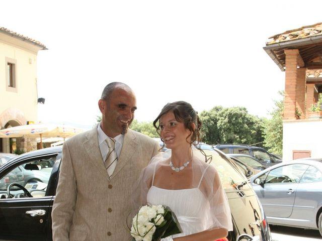 Il matrimonio di Simone e Valentina a Montemurlo, Prato 45