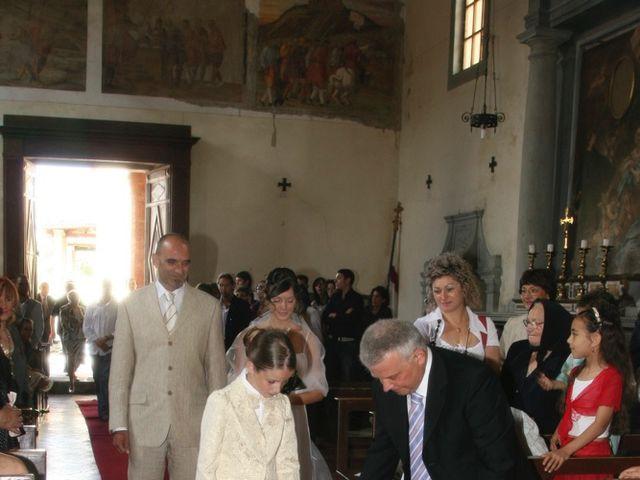 Il matrimonio di Simone e Valentina a Montemurlo, Prato 47