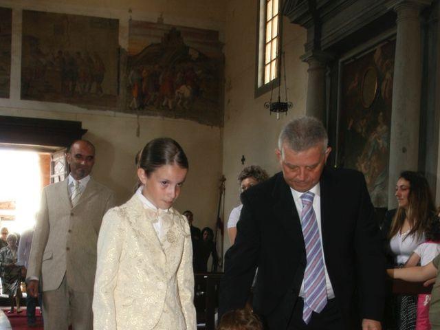 Il matrimonio di Simone e Valentina a Montemurlo, Prato 48