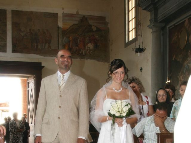Il matrimonio di Simone e Valentina a Montemurlo, Prato 49