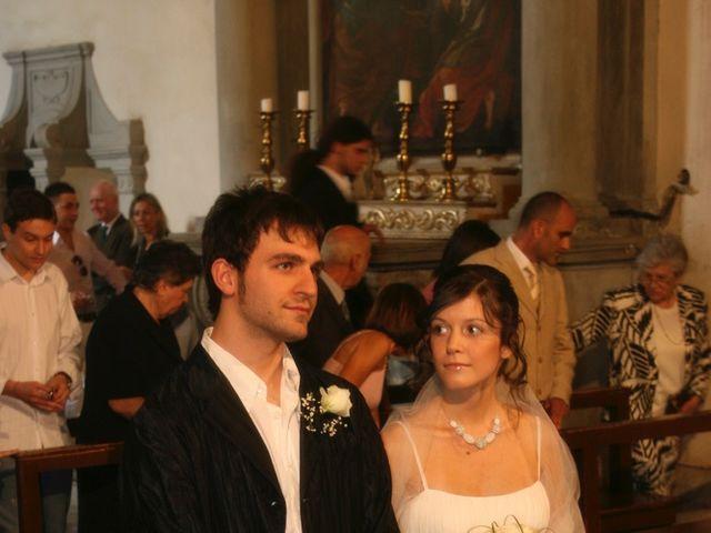 Il matrimonio di Simone e Valentina a Montemurlo, Prato 51