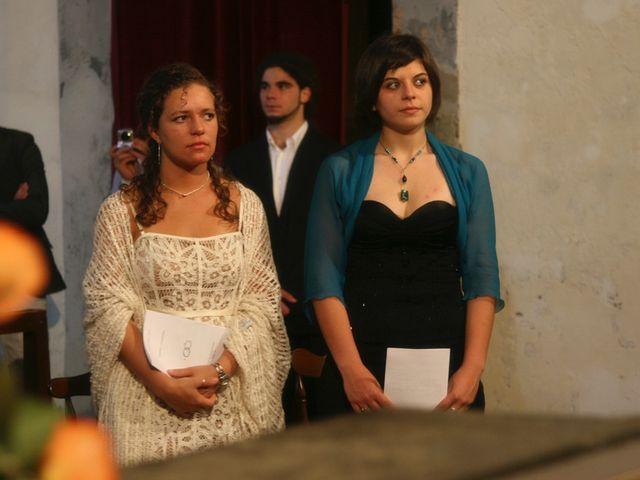 Il matrimonio di Simone e Valentina a Montemurlo, Prato 56