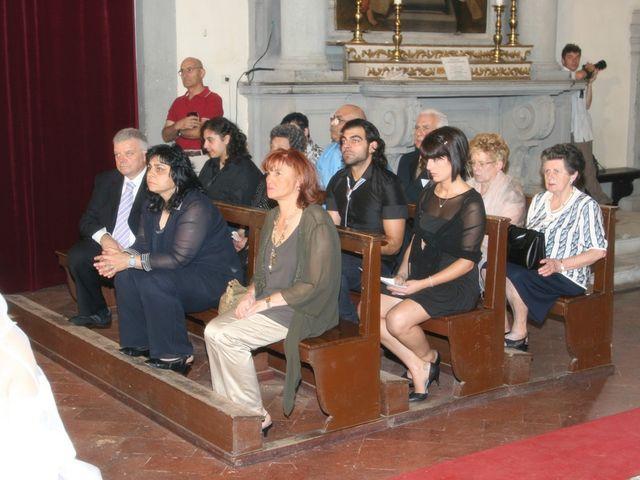 Il matrimonio di Simone e Valentina a Montemurlo, Prato 66