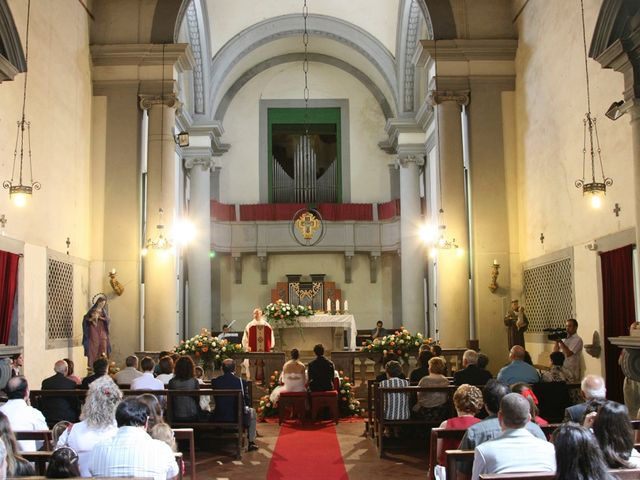Il matrimonio di Simone e Valentina a Montemurlo, Prato 68