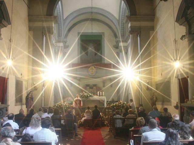 Il matrimonio di Simone e Valentina a Montemurlo, Prato 70