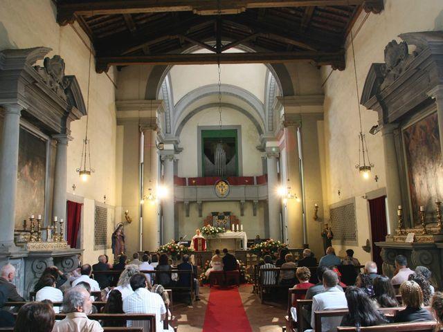 Il matrimonio di Simone e Valentina a Montemurlo, Prato 71