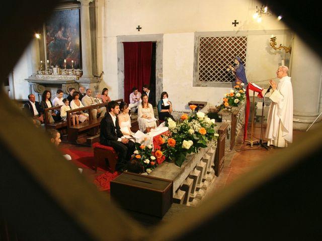 Il matrimonio di Simone e Valentina a Montemurlo, Prato 72