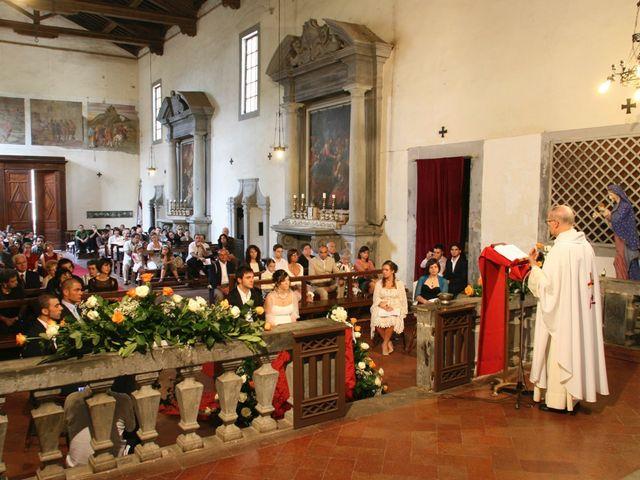 Il matrimonio di Simone e Valentina a Montemurlo, Prato 73