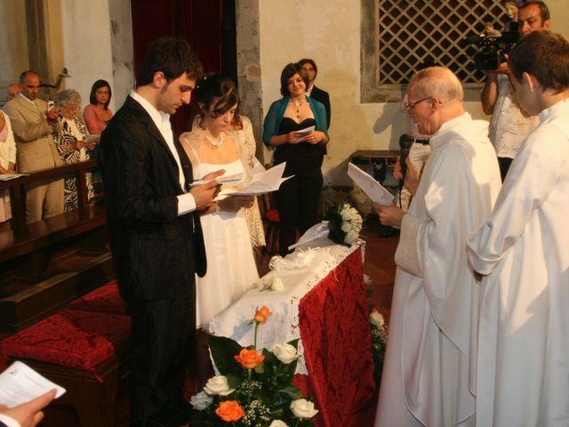 Il matrimonio di Simone e Valentina a Montemurlo, Prato 76