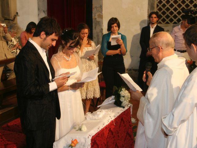 Il matrimonio di Simone e Valentina a Montemurlo, Prato 78