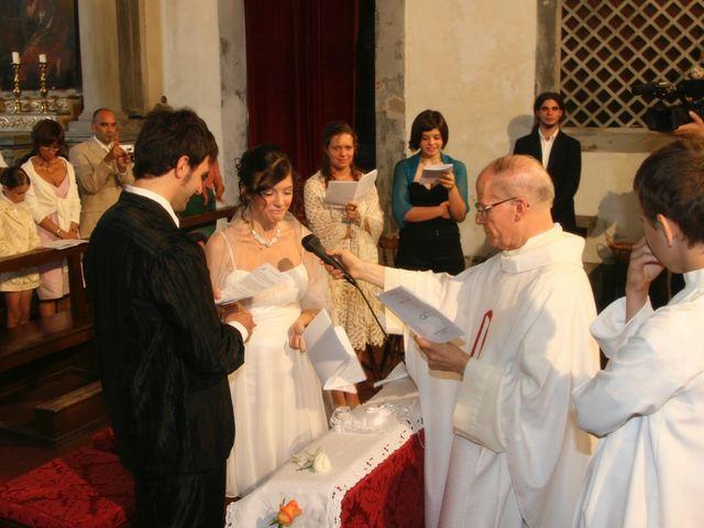 Il matrimonio di Simone e Valentina a Montemurlo, Prato 80