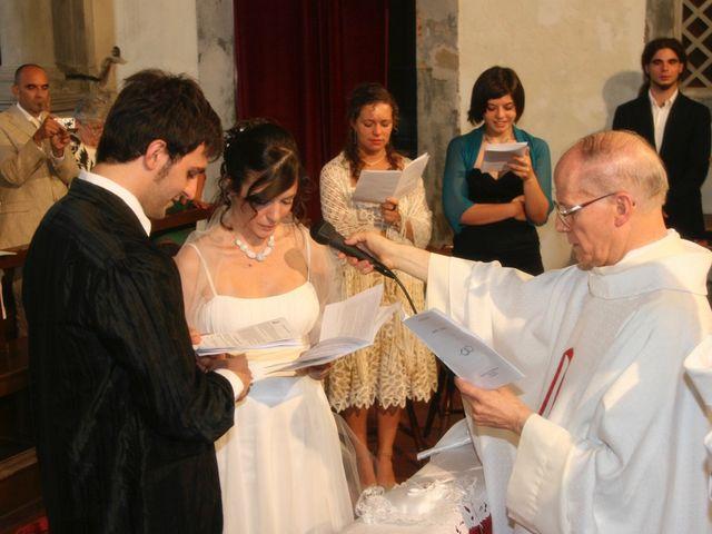 Il matrimonio di Simone e Valentina a Montemurlo, Prato 81