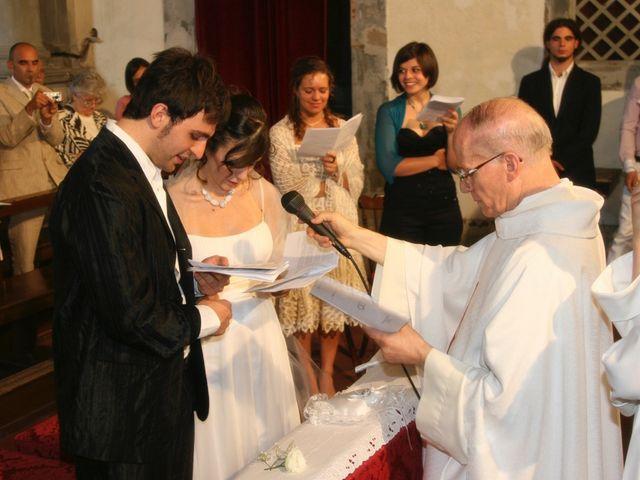 Il matrimonio di Simone e Valentina a Montemurlo, Prato 83