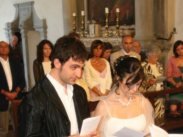 Il matrimonio di Simone e Valentina a Montemurlo, Prato 84