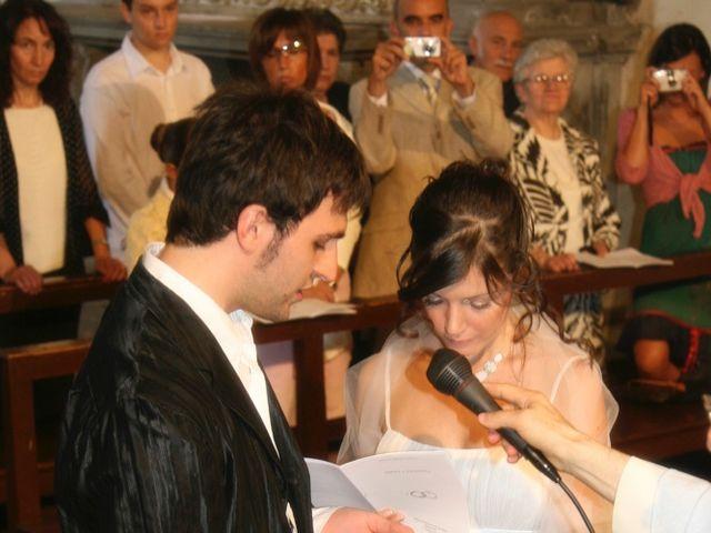 Il matrimonio di Simone e Valentina a Montemurlo, Prato 87