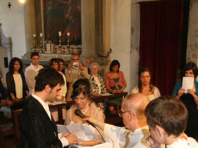 Il matrimonio di Simone e Valentina a Montemurlo, Prato 88