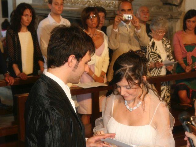 Il matrimonio di Simone e Valentina a Montemurlo, Prato 91