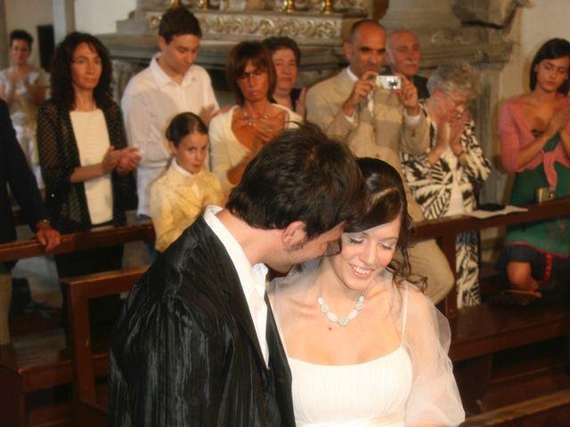 Il matrimonio di Simone e Valentina a Montemurlo, Prato 92
