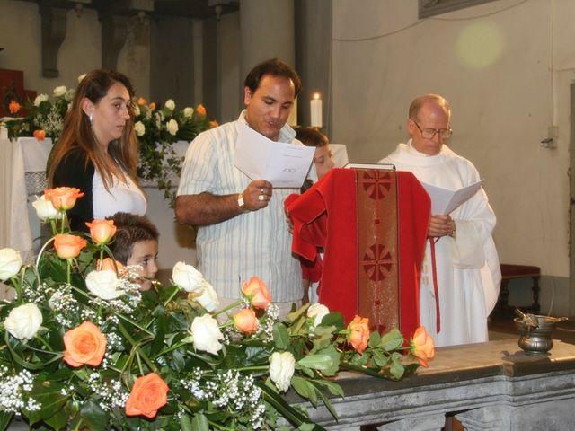 Il matrimonio di Simone e Valentina a Montemurlo, Prato 93