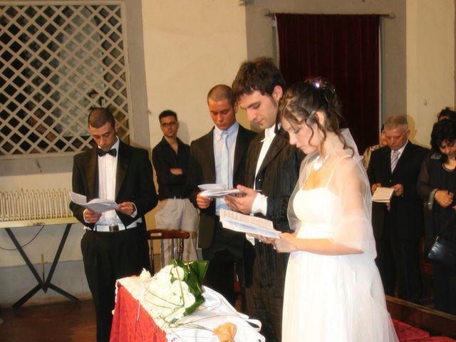 Il matrimonio di Simone e Valentina a Montemurlo, Prato 94