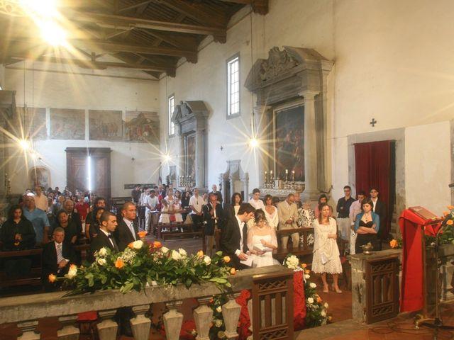 Il matrimonio di Simone e Valentina a Montemurlo, Prato 103