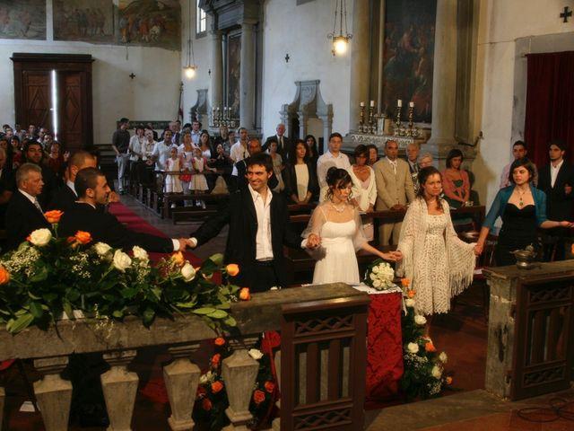 Il matrimonio di Simone e Valentina a Montemurlo, Prato 105