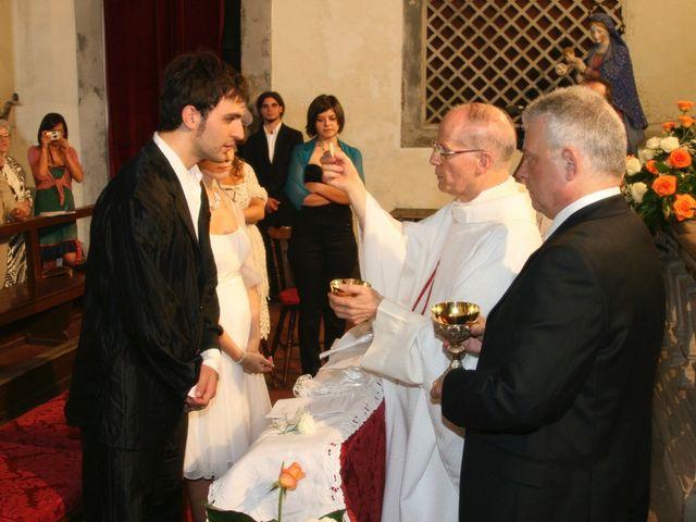 Il matrimonio di Simone e Valentina a Montemurlo, Prato 107