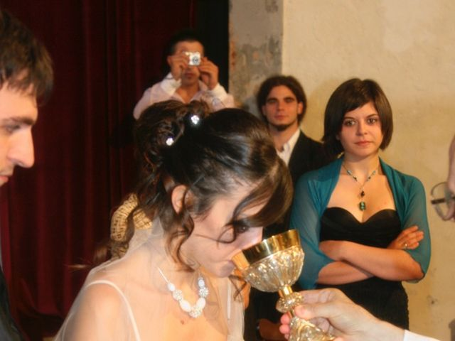 Il matrimonio di Simone e Valentina a Montemurlo, Prato 110