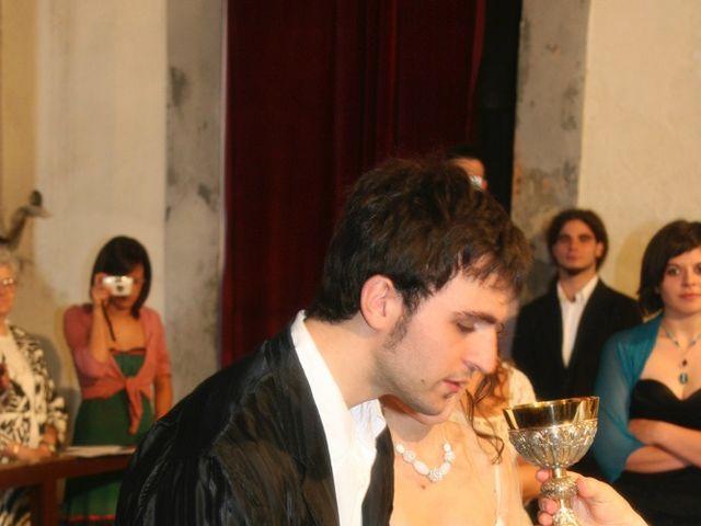 Il matrimonio di Simone e Valentina a Montemurlo, Prato 111