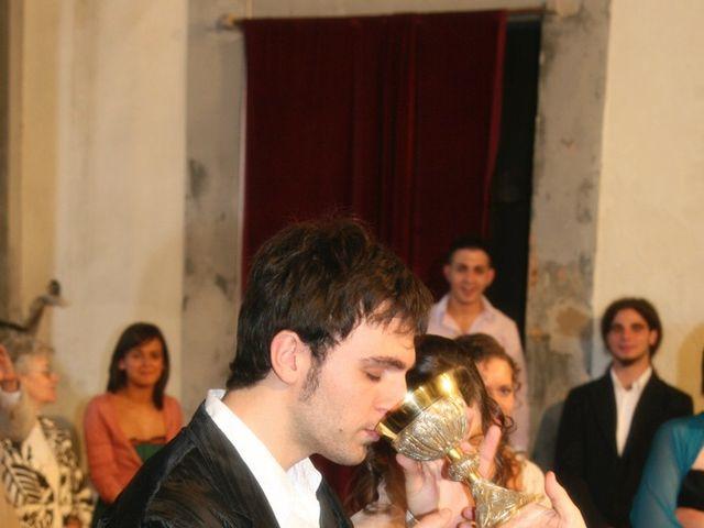 Il matrimonio di Simone e Valentina a Montemurlo, Prato 112