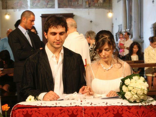 Il matrimonio di Simone e Valentina a Montemurlo, Prato 113
