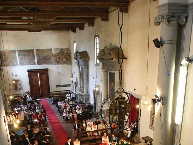 Il matrimonio di Simone e Valentina a Montemurlo, Prato 116