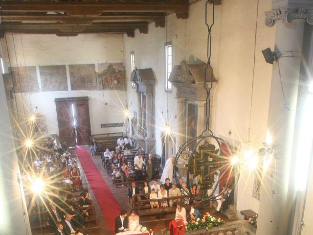 Il matrimonio di Simone e Valentina a Montemurlo, Prato 117