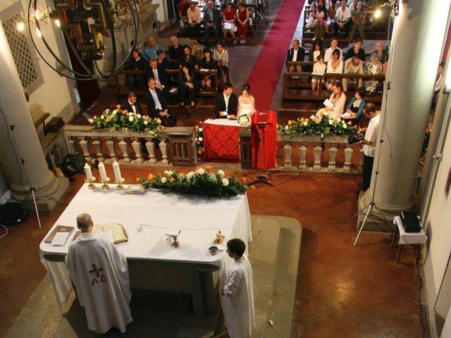 Il matrimonio di Simone e Valentina a Montemurlo, Prato 119