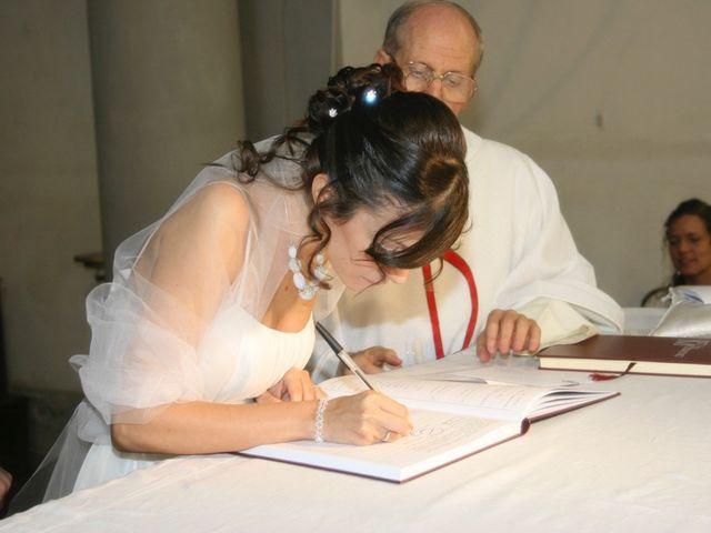 Il matrimonio di Simone e Valentina a Montemurlo, Prato 121