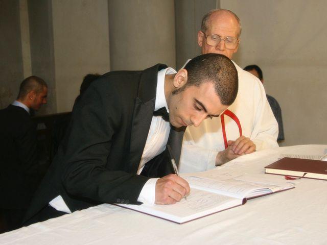 Il matrimonio di Simone e Valentina a Montemurlo, Prato 126