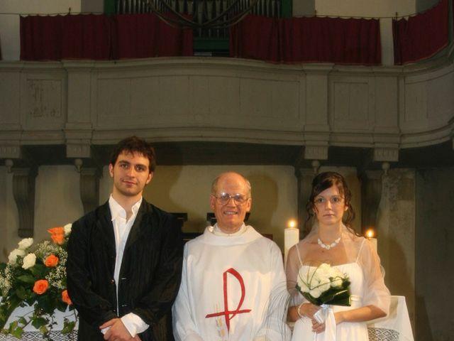Il matrimonio di Simone e Valentina a Montemurlo, Prato 127