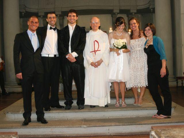Il matrimonio di Simone e Valentina a Montemurlo, Prato 128