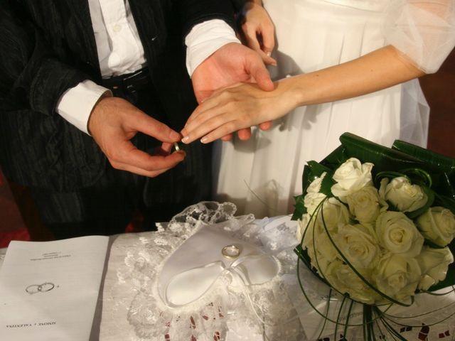Il matrimonio di Simone e Valentina a Montemurlo, Prato 129