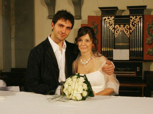 Il matrimonio di Simone e Valentina a Montemurlo, Prato 133