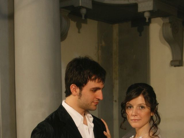 Il matrimonio di Simone e Valentina a Montemurlo, Prato 136
